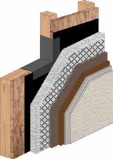 Armourwall Stucco Systems: Advanced performance, quality controlled stucco systems Maximize energy efficiency with Continuous Insulation (CI) Armourwall Water Resistive Barriers Flashing Membrane