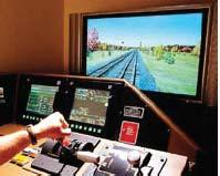 Centralized Traffic Control (CTC) and Traffic Control System (TCS) are systems that use electrical circuits in the tracks to