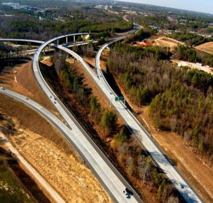Highway Design Survey and design highways, bridges and other features, including: Right of way Utilities Drainage systems Retaining walls Lighting