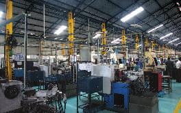 Pune. Both facilities are having latest technology in all aspects of manufacturing such as casting, machining, grinding, lapping,