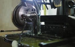 Machining Facility CNC turning machines with good stability & accuracy Grinding Machines: Face grinding, Duplex grinding &
