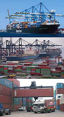 International Freight Forwarding - Ocean Freight Container service Connection with shipping lines LCL Consolidation to/from China LCL Consolidation to/from Overseas Customs clearance