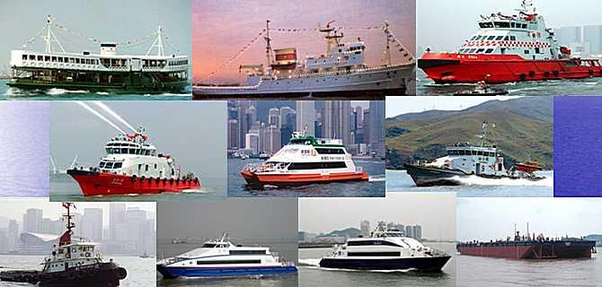 Vessels built by Wang Tak Group Wang Tak
