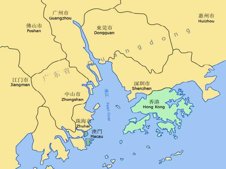 Our Coverage in South China ٠ We have branches & offices in major gateways in Southern China.