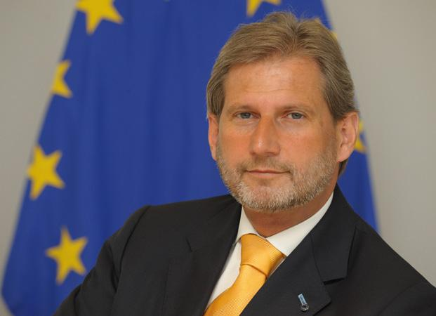 Foreword by Johannes Hahn Johannes Hahn Commissioner for European Neighbourhood Policy and Enlargement Negotiations, EC The European Commission (EC) is ensuring a strong focus on addressing