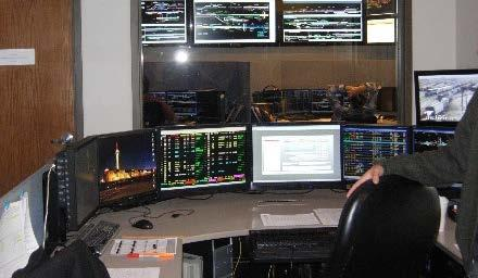 network, traffic management center,
