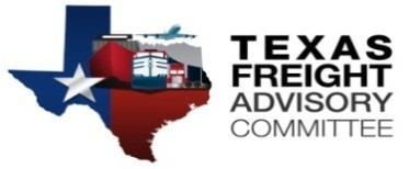 Texas Freight Advisory Committee Sectors Represented Economic Development