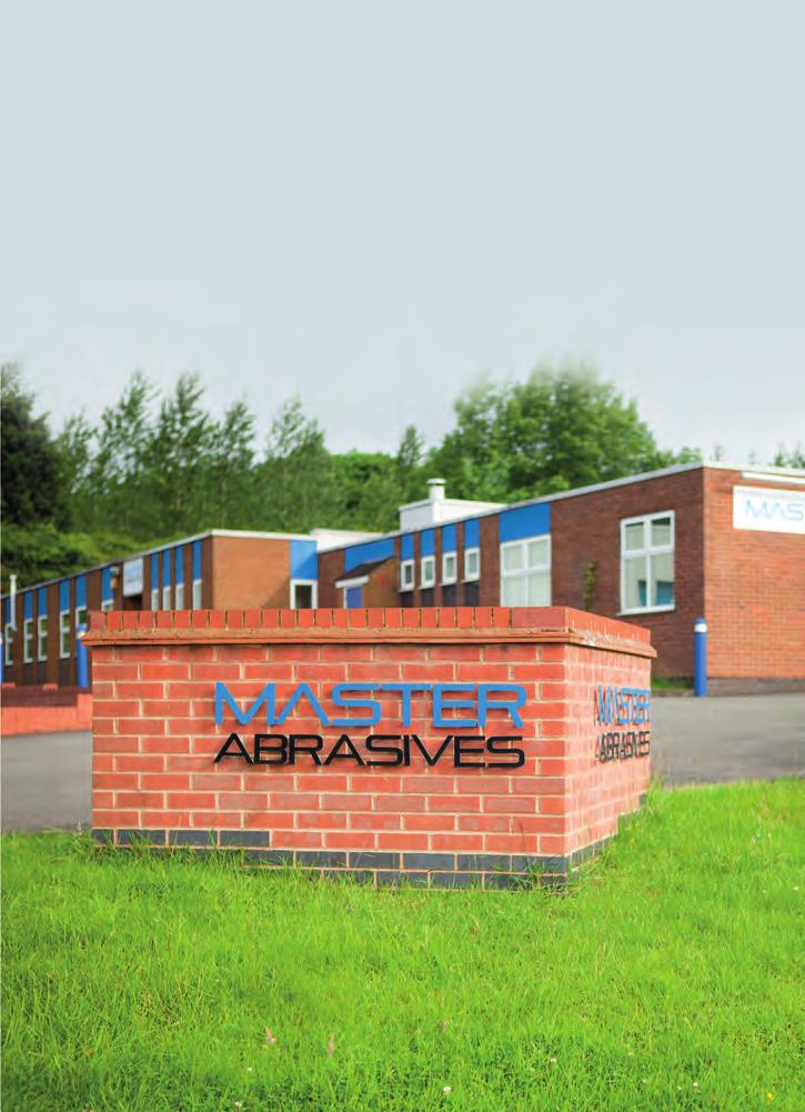 Introduction Master Abrasives The MASTER brand is known internationally as a high-quality brand of abrasives, tools and consumables by Master Abrasives, accredited to ISO 9001 standards.
