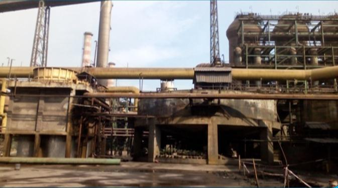 Blast furnace - Waste water generated from Gas Cleaning Plant is treated in effluent