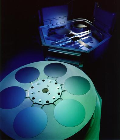 Chemical Vapor Deposition Tool Photograph