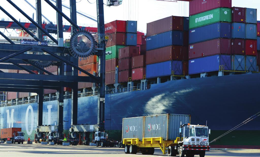 Select U.S. Ports Prepare For Panama Canal Expansion Port of Jacksonville