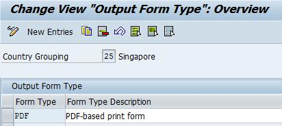 is 25 Form type is PDF Define Form Group
