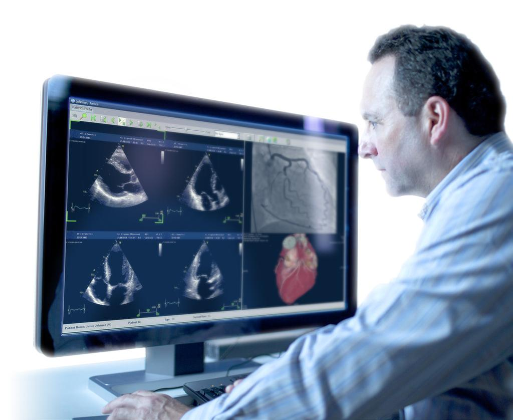 GE Healthcare Centricity Cardio Enterprise Solution Connect. Collaborate.