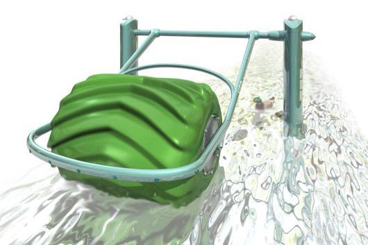 Micro-hydropower Electricity which is produced in a small stream without