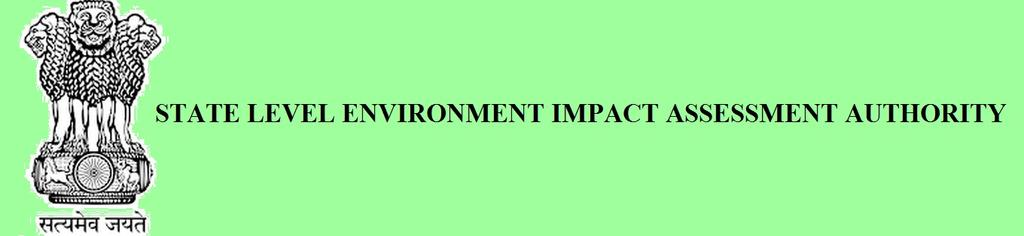 The proposal was considered as per the EIA ification - 2006, by the State Level Expert Appraisal Committee-I, Maharashtra in its th meeting and recommend the project for prior environmental clearance