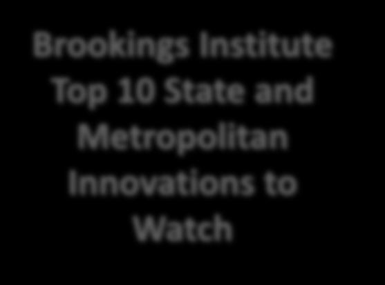 Florida as a National Leader Brookings