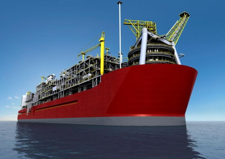 Lloyds Register s role in FLNG Prelude - world s first Floating LNG Project.