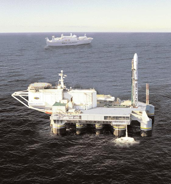 experience of Moss Maritime to penetrate new frontiers in using dynamically positioned offshore platforms.