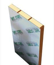 SUBMITTAL 20180101 RAY-CORE Structural Insulated Roof and Wall Panels Closed Cell Polyurethane Foam Insulation Douglas Fir Studs STANDARD FEATURES Insulation, Framing and Wrap in a 4 wide panel