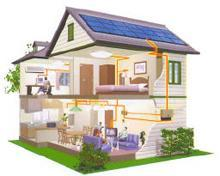 batteries The electricity generated by PV array will be conveyed to the batteries,