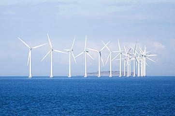 Using Wind Energy Pros High efficient Low environmental impact No CO2 emissions Quick