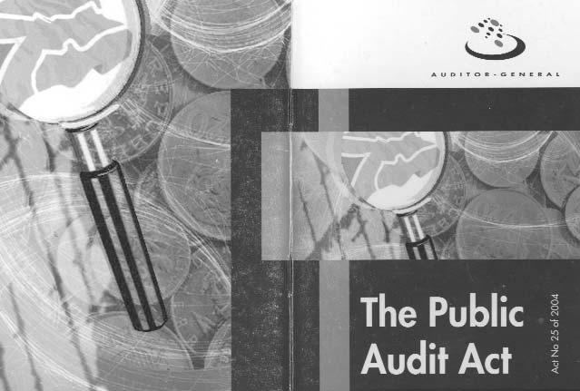 act: Contract audit work given to private sector auditors has risen from an average of R35 Million in the middle and late 1990s to R109 Million in 2001 (a 210% increase) and then to R137 Million in