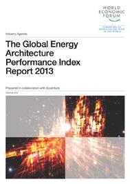 A core part of this work has been the development of the Energy Architecture Performance Index, which was first issued in 2013.