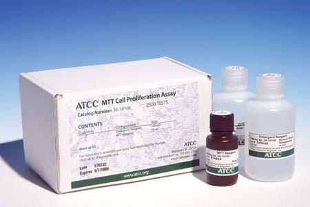 Cell Culture Bioproducts MTT Cell Proliferation Assay Catalogue No.