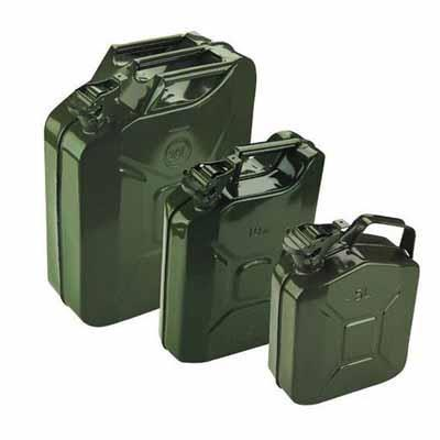 6. Chemical Waste Metal Container Metal Container Heavy duty 0.