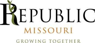 City of Republic Primary Business Address 204 North Main Street Republic, MO 65738-1473 Across from City Hall Phone: 417-732-3150 Fax: 417-732-3199 E-mail: wzajac@republicmo.