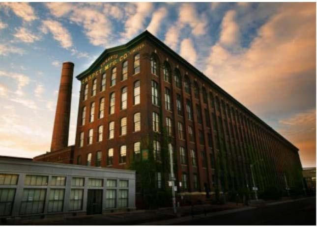 Financial incentives are required to transform legacy properties and address brownfield issues.