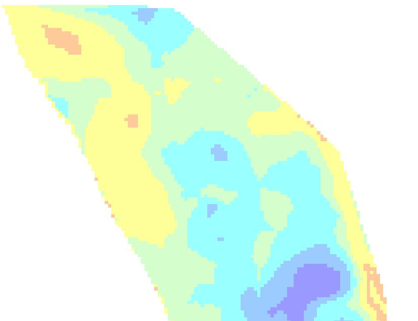 20 km Aquifer saturated
