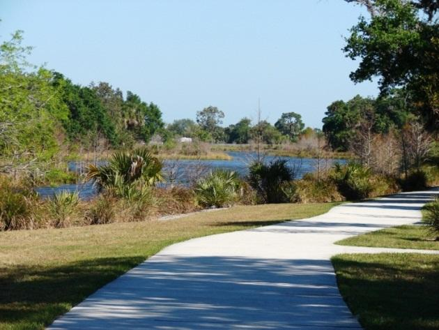 Wood Stork Trail A central component of the CRA Master Plan is the inclusion of connective open spaces to