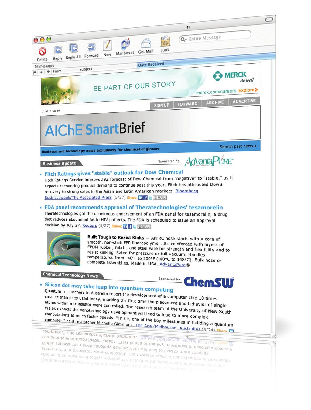 2010 Meda Kt 2010 Meda Kt Launched n the sprng of 2009, AIChE has quckly grown to become one of the most trusted news resources for chemcal engneerng professonals.