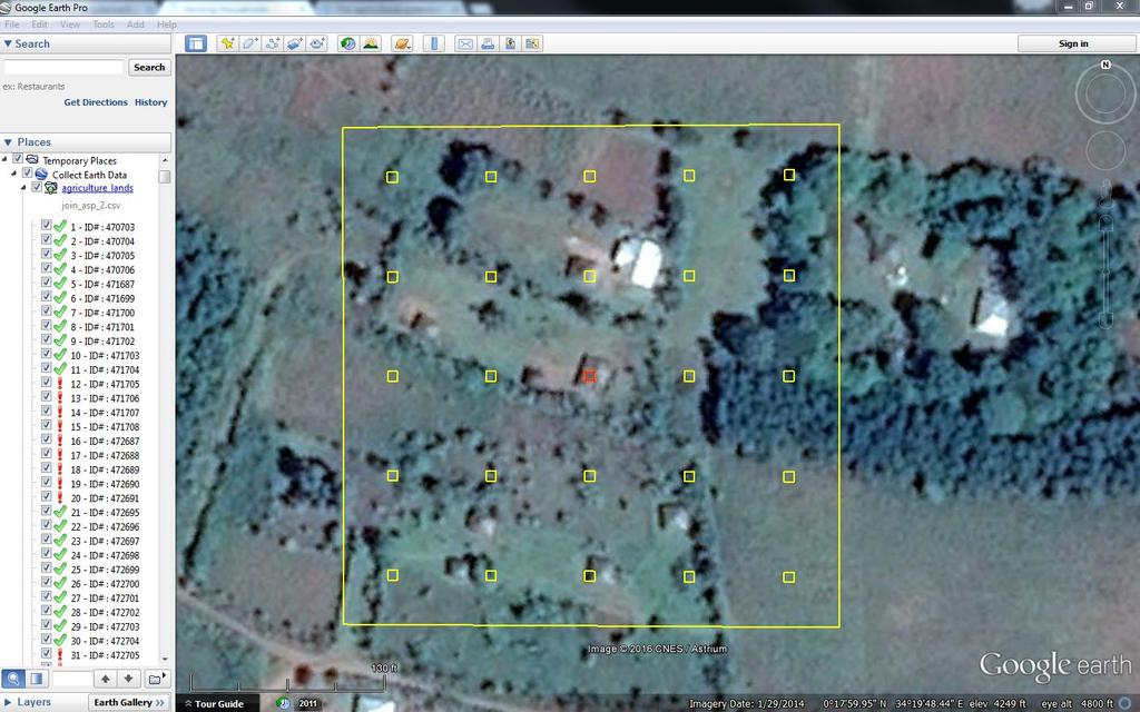 Creating a Tree Cover Baseline and