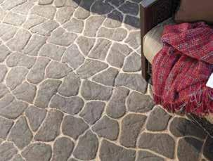 PATIO STONES, PAVERS & EDGERS 11-in. x 13-in.