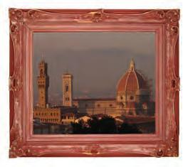 VISITING FLORENCE It is estimated that 40% of the world s most important artworks are found in Italy, and 30% of these are located in Florence.