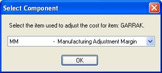 "The following selection dialog will appear instead of the previous message if there are multiple ""no count"" items within the Items Consumed list: 4."