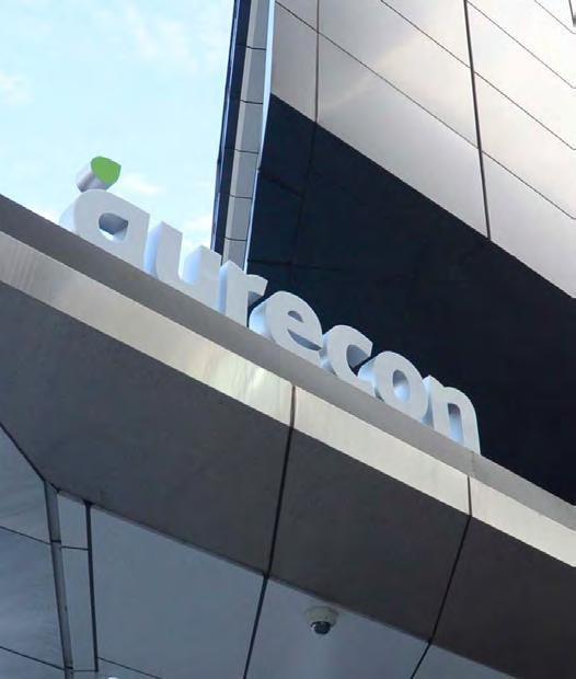 A culture of integrity Aurecon is committed to acting with integrity in everything we do.