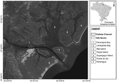 PIANC COPEDEC IX - 2016 From 16 to 21 of October Port Engineering Influence of the navigation channel geometry on silting of Paranagua Port (Paraná, Brazil). SOARES, P. H.; GALLO, M. N.; RANGEL, B. D.