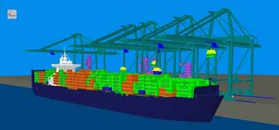 PIANC COPEDEC IX - 2016 From 16 to 21 of October Port Planning and Management Improving Container Terminal Productivity by Simulations João Vitor Moita, Graduate Student, UFRJ/COPPE, Rio de