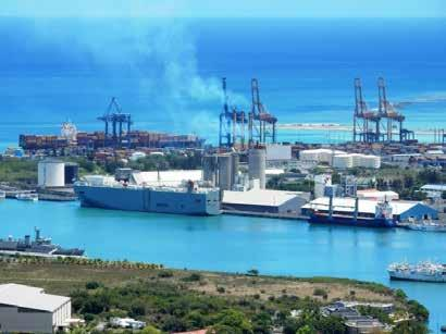 PIANC COPEDEC IX - 2016 From 16 to 21 of October Port Planning and Management Mauritius Port Masterplan 2015 2040 by B. Wijdeven 1, R. Clarke 2, S. Goburdhone 3, J.C. Krom 4 Introduction In the period from mid-2015 to mid-2016, Port Masterplan studies were being carried out for Port Louis on the island of Mauritius.