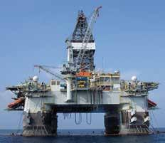 The well was drilled to a depth of 2,700 meters from the semi-submersible drilling rig Trans Ocean Development Driller II.