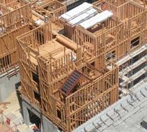 5) Joints and fire walls/barriers Fire walls are designed to remain free standing and provide fire protection even in the event of an adjacent structure collapse.