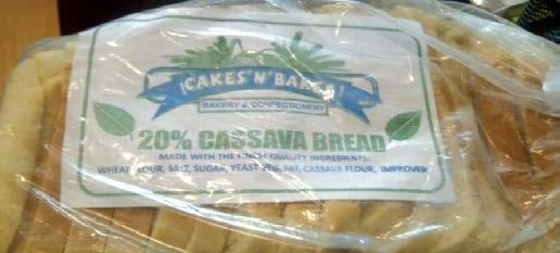 Some 152 SMES processors of HQCF which had collapsed prior to the new government were audited and a first set of 35 are being upgraded with new equipment to ramp up cassava flour production.