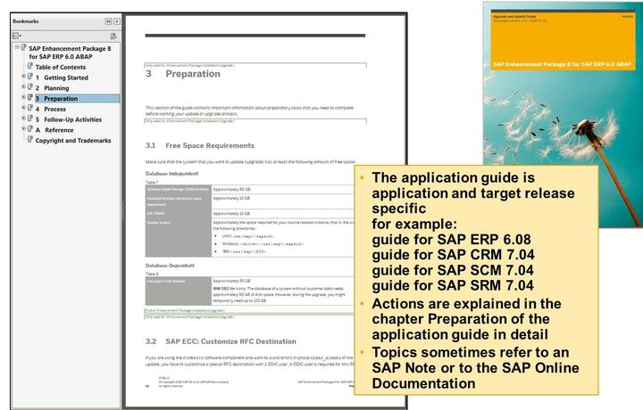 4/21/2018 SAP e-book Unit 5 Lesson 3 Performing Steps from the Application Guide LESSON OVERVIEW LESSON OBJECTIVES After completing this lesson, you will be able to: detect the steps from the