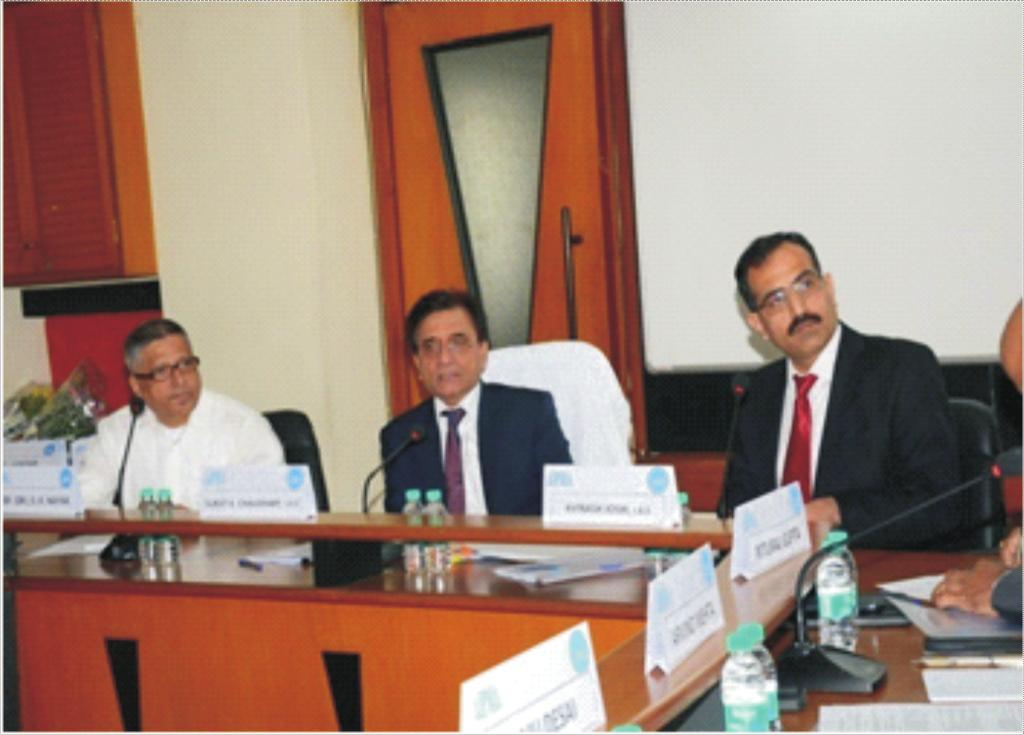 requirement of the industry. The Committee and its subgroup held meetings with industry associations and have submitted its report to the department.