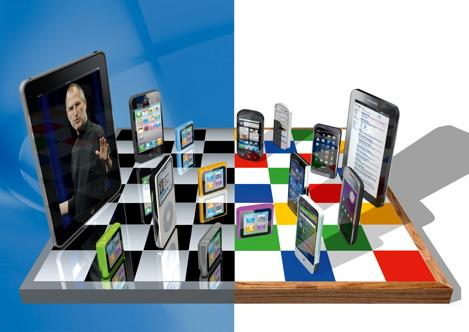 Oligopoly and Game Theory Suppose we have a duopoly between Apple and Google Each is planning to launch a new tablet,