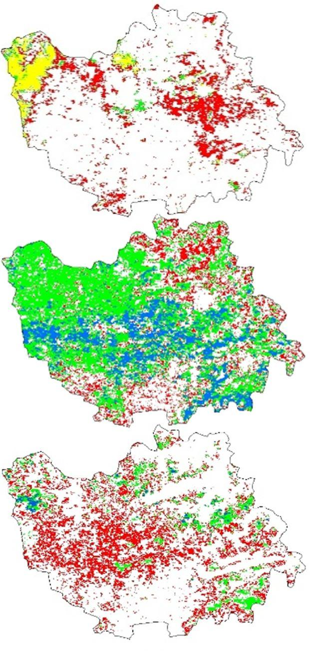 Geospatial Applications: Crop Intensification,