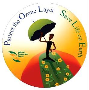 Earth's natural sun screen - ozone layer and our environment (On September 16, 2015 World Ozone Day) Dr. Rajesh Kumar Mishra, Dr. Na